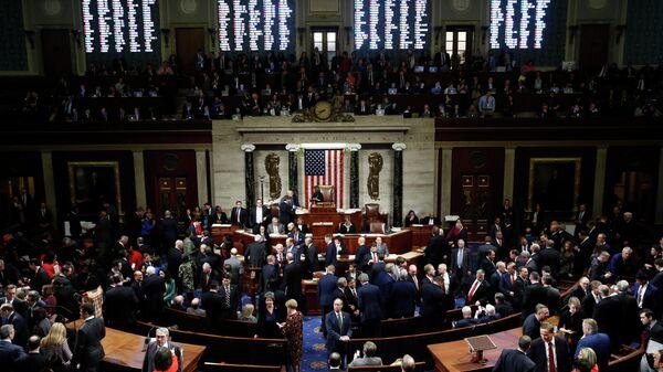Члены Палаты представителей Конгресса США