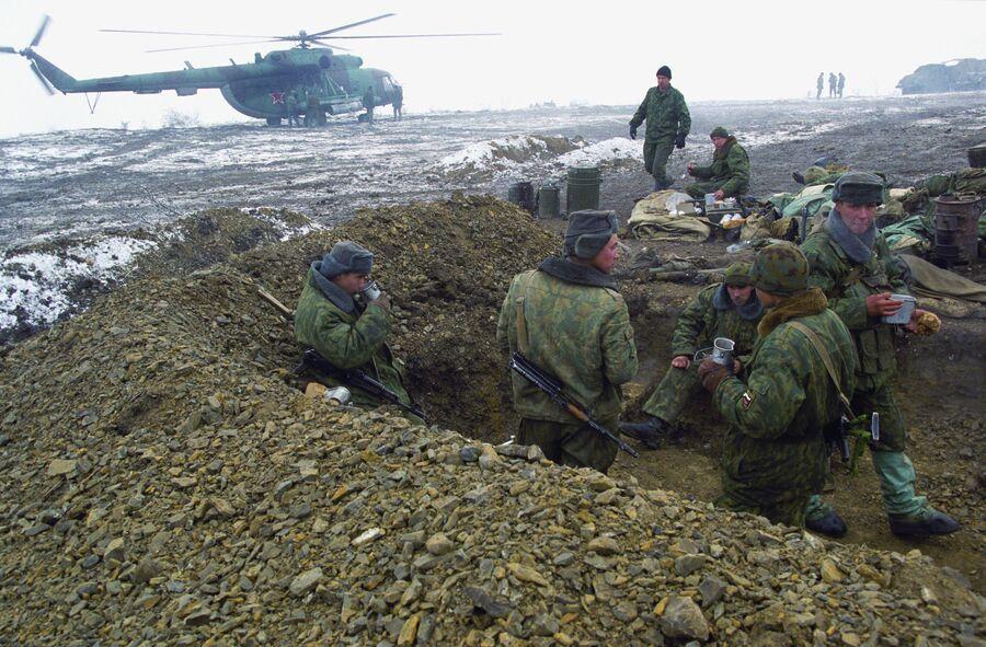 Боевые действия на территории Чеченской Республики и приграничных регионов Северного Кавказа