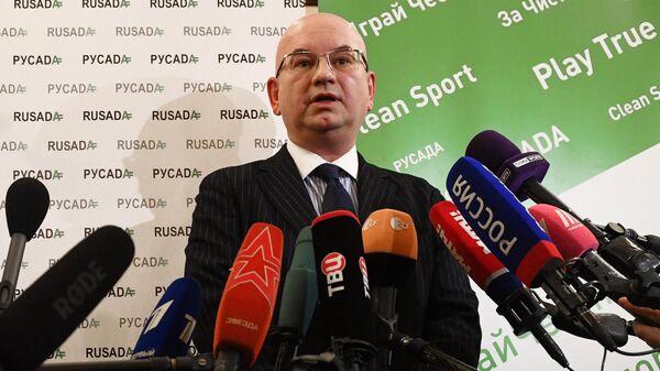Пресс-подход по итогам заседания Наблюдательного совета РУСАДА