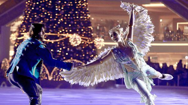 Ледовое шоу Спящая красавица. Легенда двух королевств