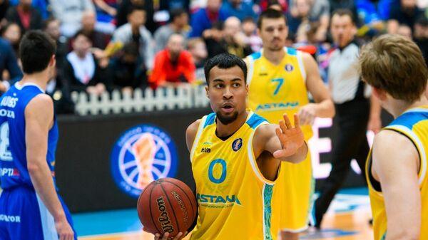 Баскетболист Астаны Стивен Холт