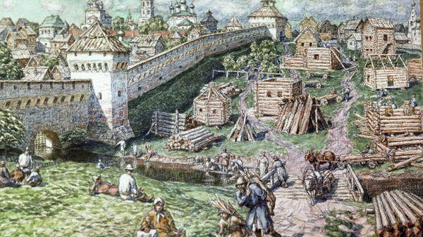 Третий Рим: сбывшееся пророчество монаха Филофея