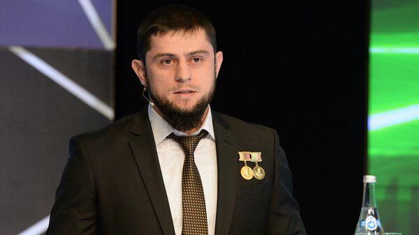 Помощник главы Чеченской Республики, директор телерадиокомпании Грозный Ахмед Дудаев