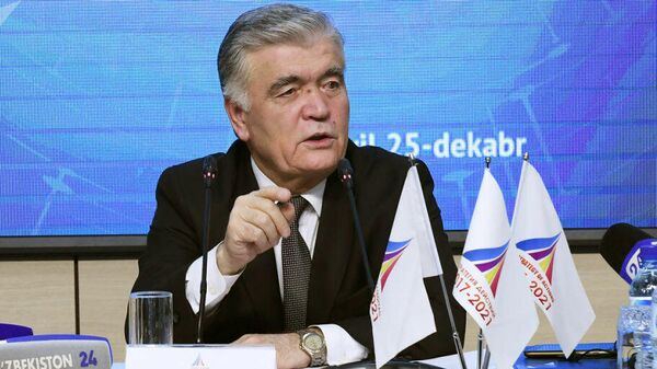 Первый заместитель министра иностранных дел Узбекистана Ильхом Нематов