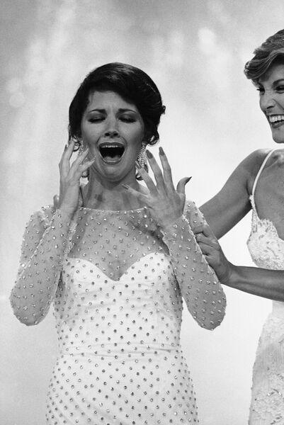 Мисс Америка 1980 Сьюзан Пауэлл