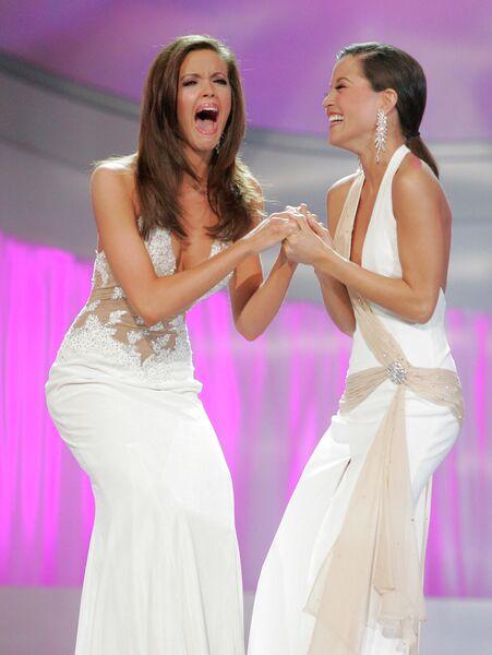 Мисс Америка 2006 Дженнифер Берри