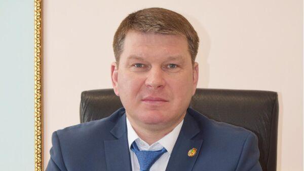 Глава Рамонского района Николай Фролов