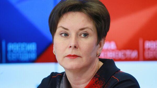 Исполнительный директор НП ЖКХ Контроль Светлана Разворотнева