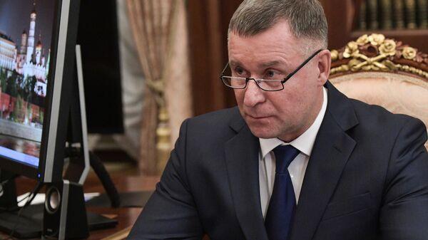 Глава МЧС Евгений Зиничев
