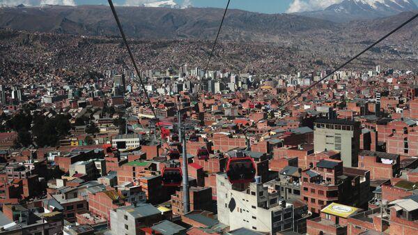 Страны мира. Боливия
