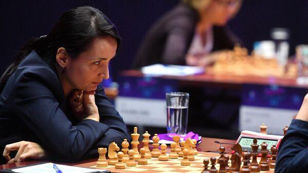 Российская шахматистка Екатерина Лагно