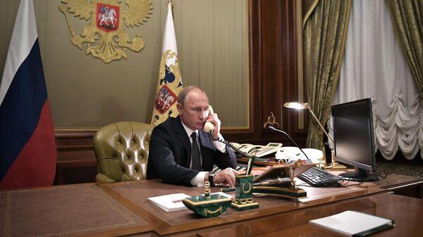 В Кремле сообщили подробности разговора Путина с Лукашенко