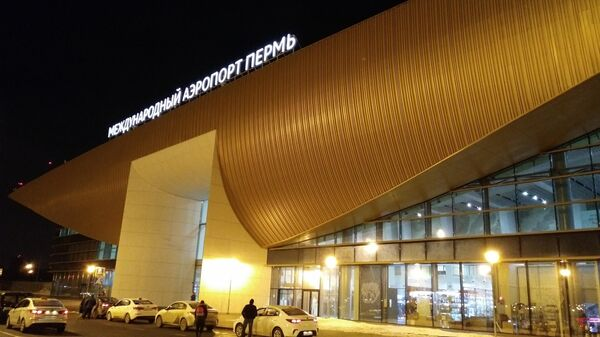 В Перми аэропорт, закрытый из-за непогоды, заработал в штатном режиме