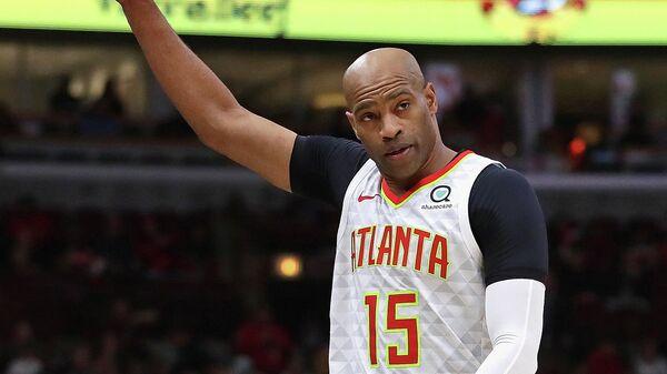 Защитник клуба НБА Атланта Винс Картер