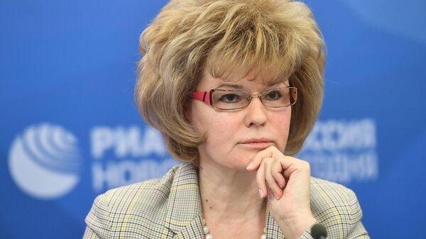 Заместитель Министра просвещения Российской Федерации Ирина Потехина