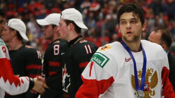 Сборные России и Канады по хоккею