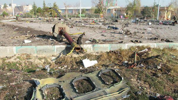 Крушение пассажирского лайнера  Boeing 737-800 Международных Авиалиний Украины вблизи Тегеранского международного аэропорта имени Имама Хомейни