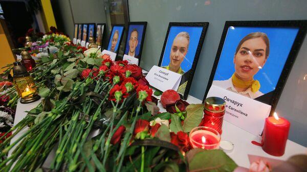 Запись всоцсети стюардессы украинского Boeing довела народ дослез