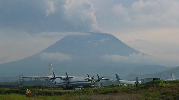 Аэропорт Гома в Демократической республике Конго