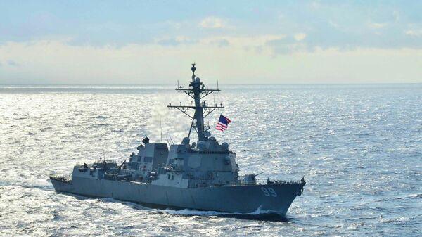 ВМинобороны опровергли объявление  обопасном сближении кораблейРФ иСША