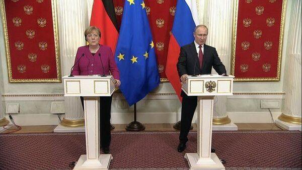 Сможем достроить самостоятельно: Путин о Северном потоке-2