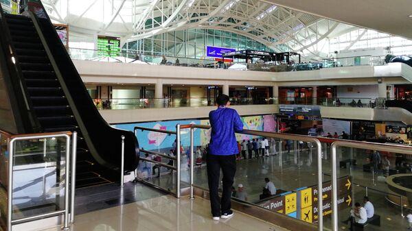 Бали. Аэропорт города Денпасар