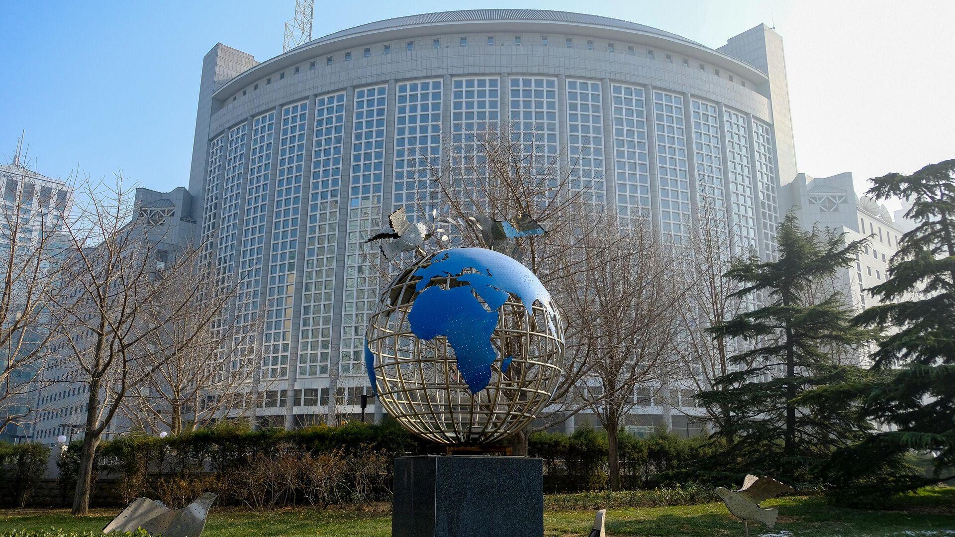 Здание Министерства иностранных дел Китая в Пекине - РИА Новости, 1920, 20.07.2021