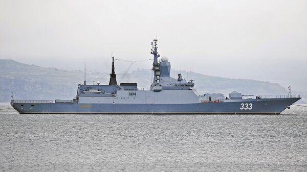 Корвет Совершенный Военно-Морского Флота РФ