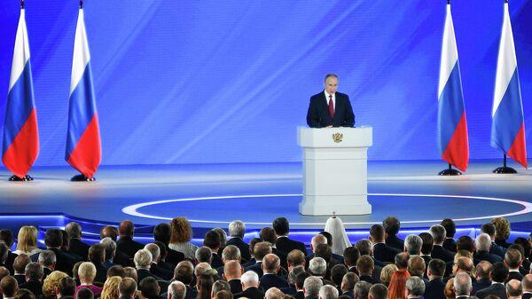 """Путин дал установку на реализацию проекта """"Доступный интернет"""""""