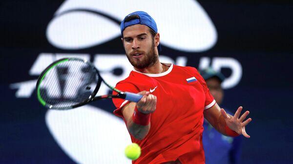 Российский теннисист Карен Хачанов
