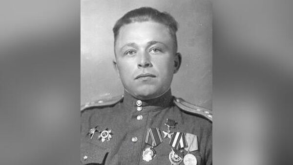 Капитан Николай Акишин