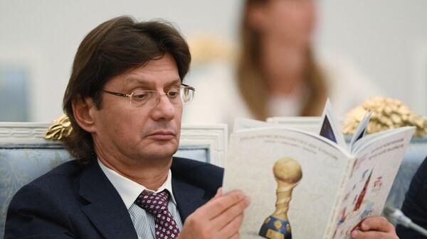 Заседание Совета по развитию физической культуры и спорта в Кремле