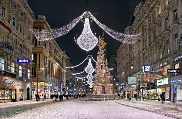 Улица Вены