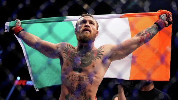 Боец UFC Конор Макгрегор