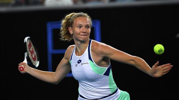 Теннисистка Петра Квитова (Чехия)