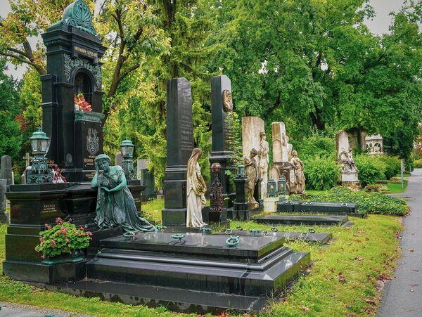 Венское центральное кладбище