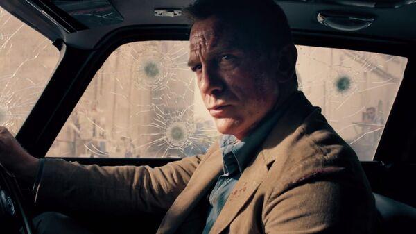 Кадр из фильма Не время умирать