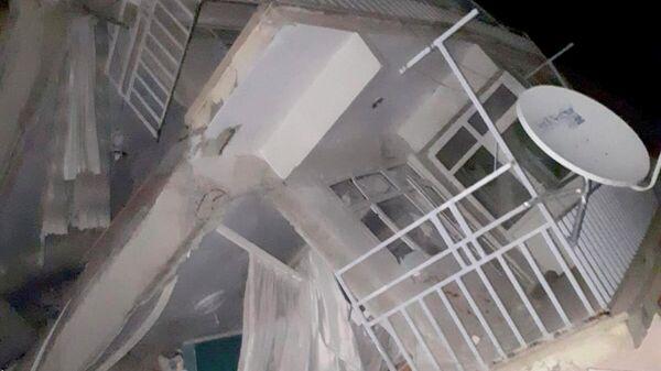 Последствия землетрясения на востоке Турции 24 января 2020 года