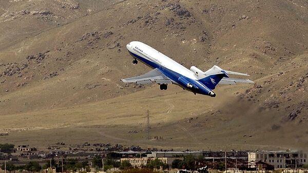 Самолет авиакомпании Ariana Airlines