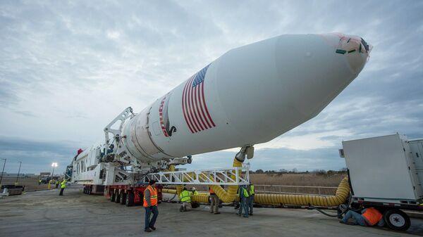 Американская ракета-носитель Antares