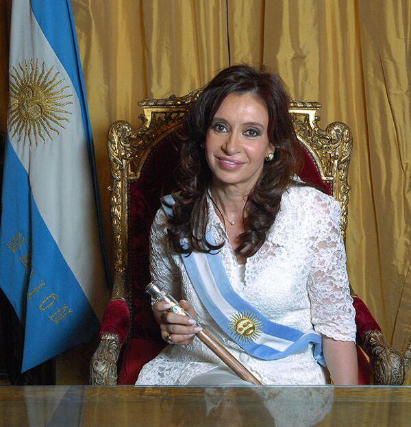 Кристина Элизабет Фернандес де Киршнер