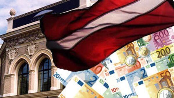 Финансовый кризис в Латвии