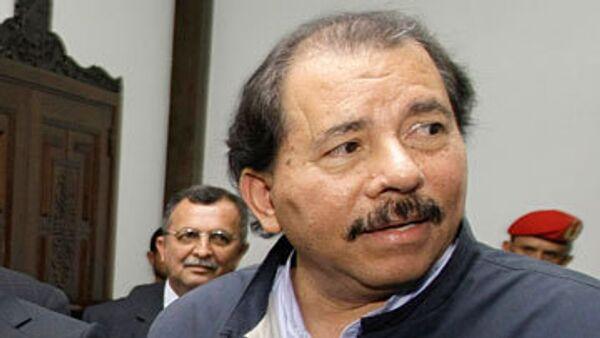 Президент Никарагуа прибыл на Кубу с рабочим визитом
