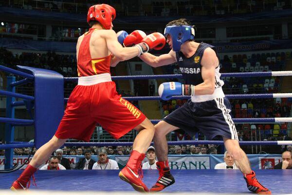 Кубинский боксер Ригондо дебютирует на профессиональном ринге