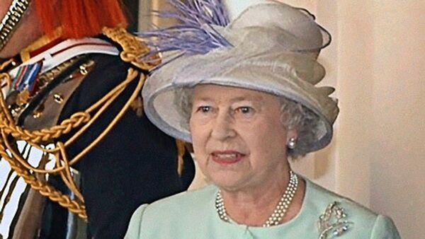 Королева Елизавета II. Архив