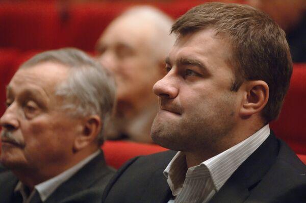 VII Съезд Союза кинематографистов Российской Федерации
