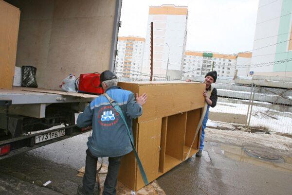 Число сделок купли-продажи жилья в Москве достигло уровня 2008 года