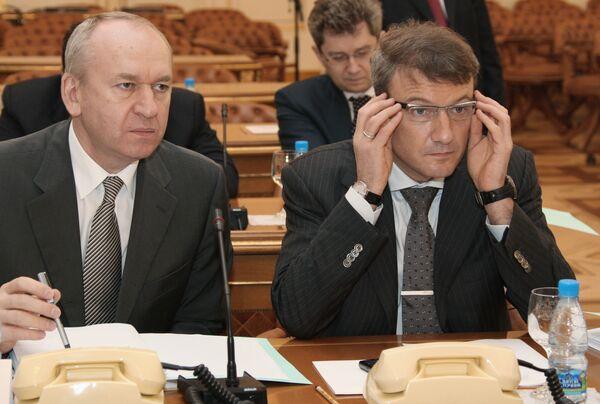 Михаил Копейкин, бывший замглавы аппарата правительства РФ