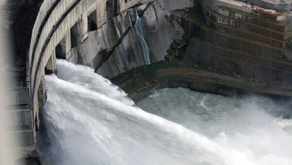 ГЭС. Архив