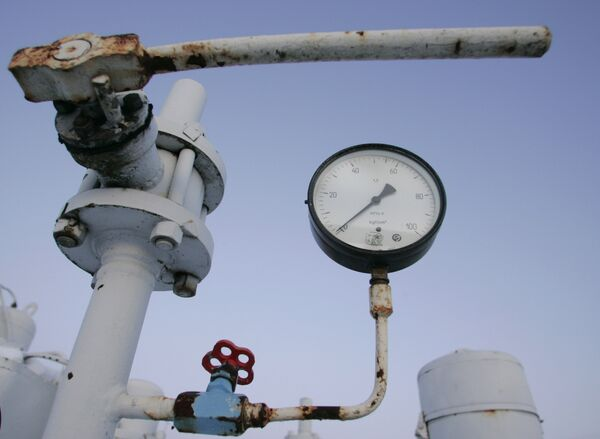 Газовая компрессорная станция в городе Боярка